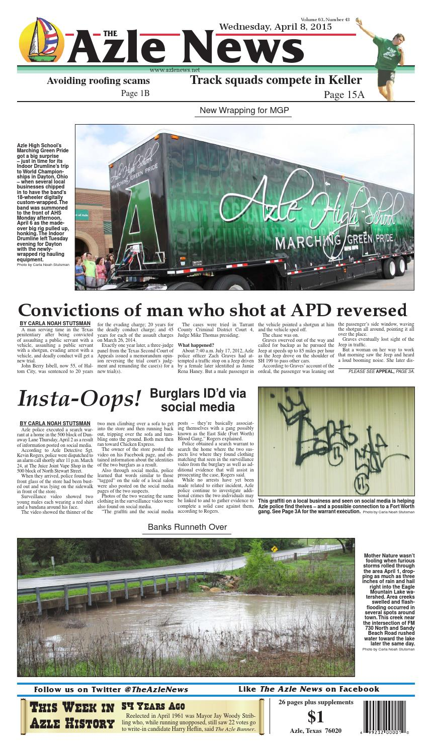 a83fa8958 The Azle News by Admin - issuu