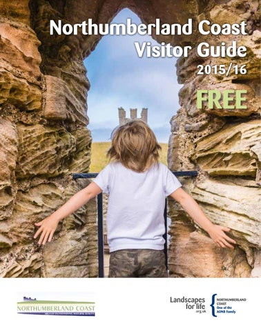 Northumberland coast visitor guide 2015 16 by Northumberland