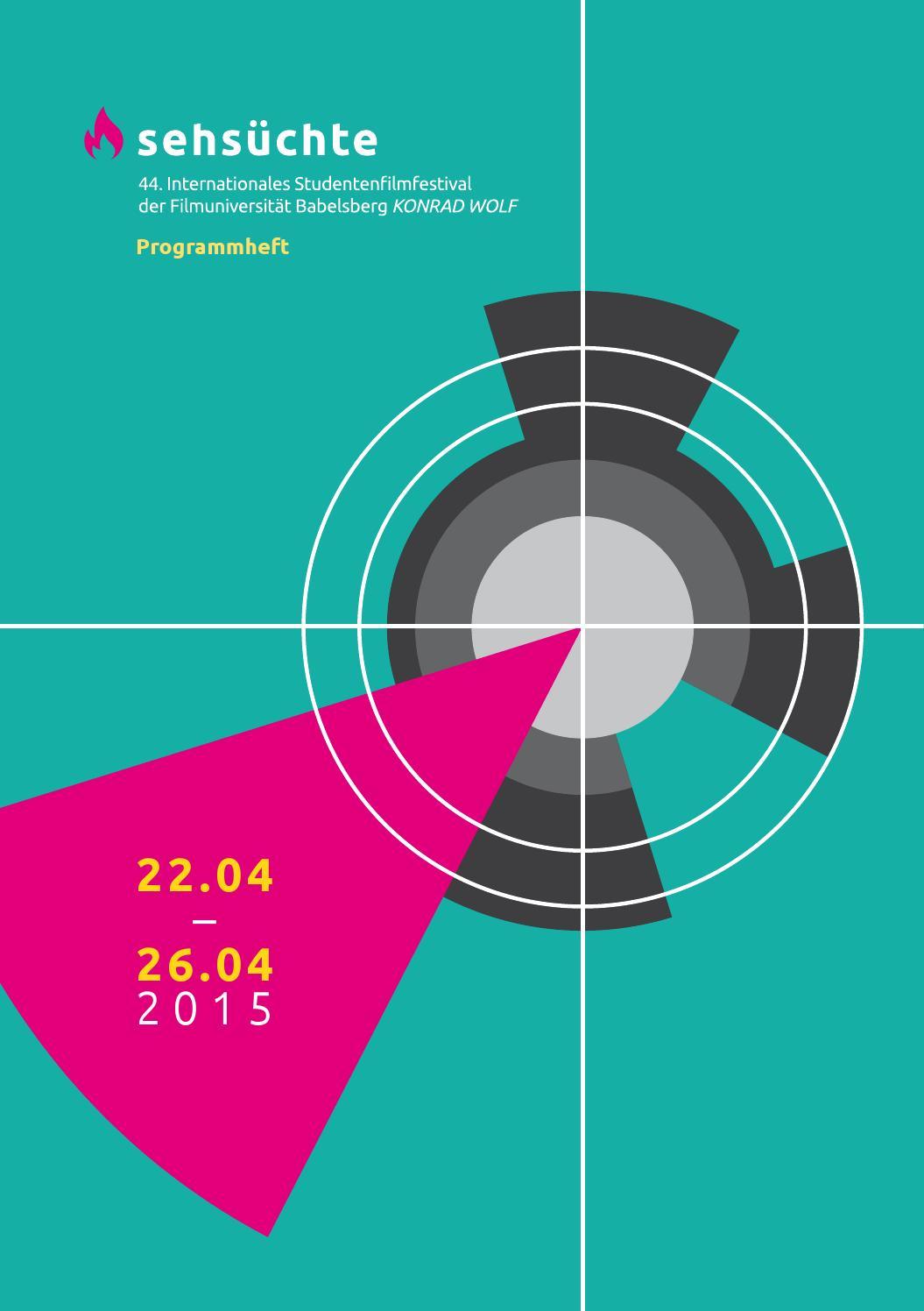 Sehsüchte Program 2015 by Sehsüchte - issuu on