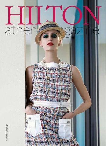 Hilton athens magazine - Ιssue 26 April 2015 by Hilton Athens - issuu 95bef568e78