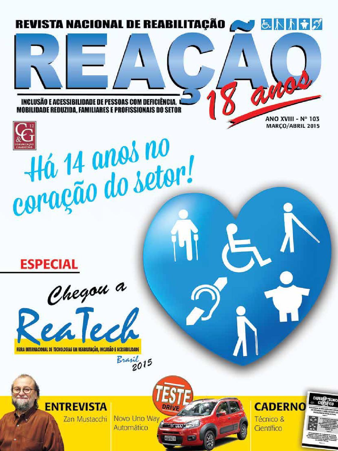 f5ff0bed76552 Revista Reação by C G 12 Comunicação e Marketing - issuu