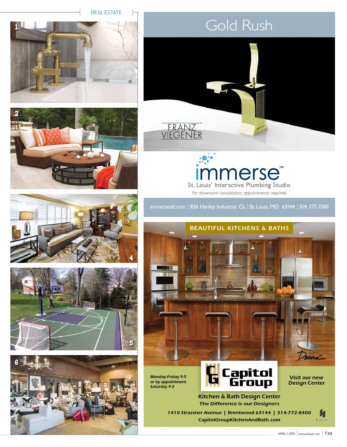 Town Style 4 By St Louis Town Style Issuu