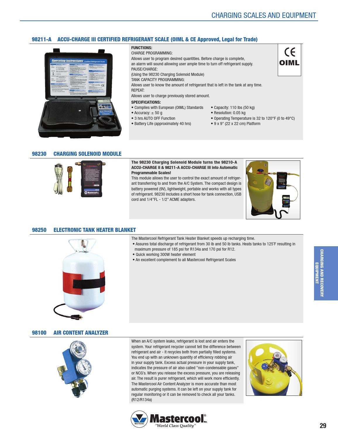 Mastercool Automotive Catalog 2015 by Mastercool Inc  - issuu