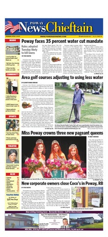 Poway News Chieftain 04.09.15 by MainStreet Media - issuu on
