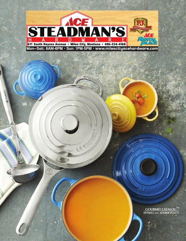 Steadman S 2015 Spring Catalog By Gourmet Catalog Issuu