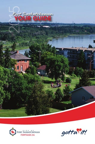 2015 Guide To Fort Saskatchewan By Fort Sask Issuu
