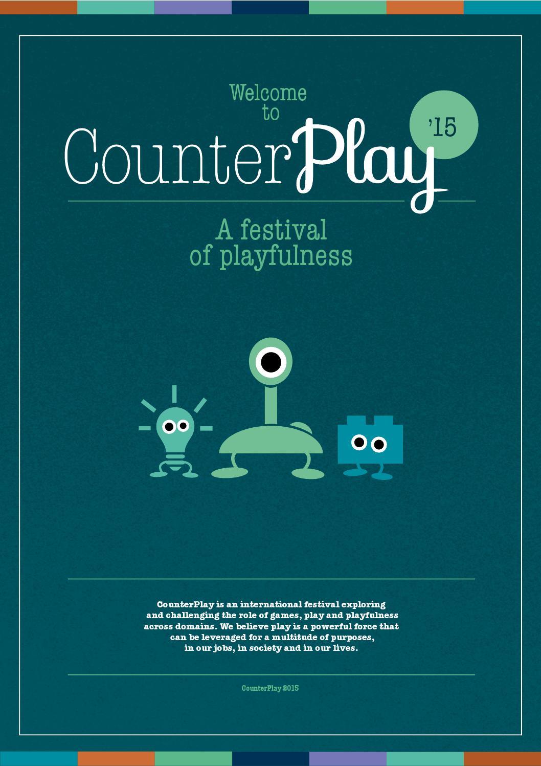 CounterPlay '15 - Final Program by CounterPlay - Issuu