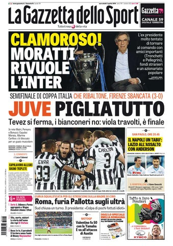 La Gazzetta dello Sport (04-08-2015) by Nguyen Duc Thinh - issuu 5f0e56fbba51