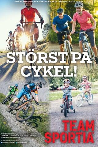 team sportia elcykel dam