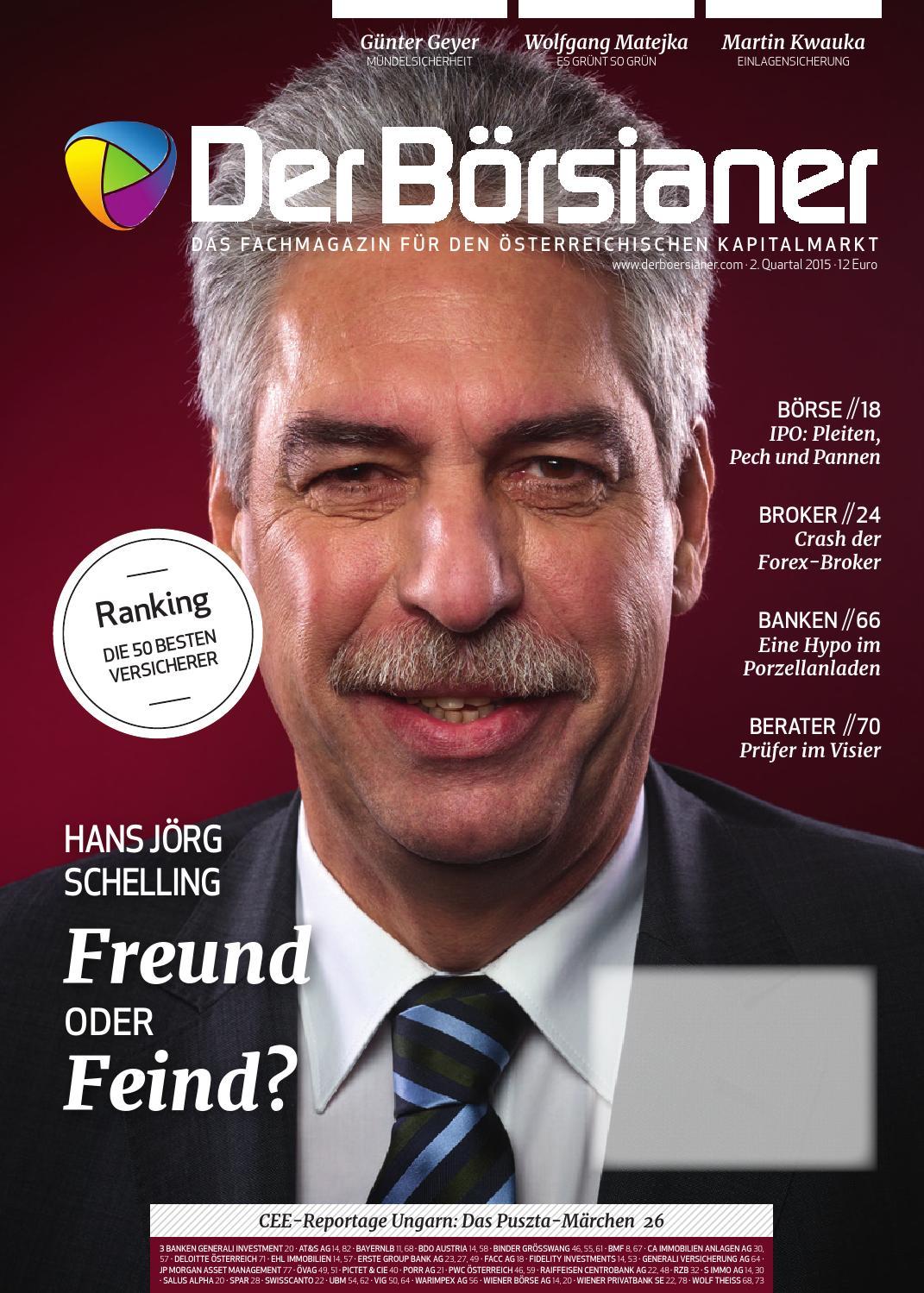 Bmf forex broker