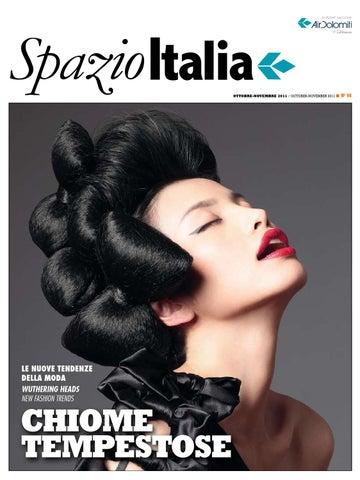 Spazio Italia Magazine no. 98 by AIR DOLOMITI - issuu 8b2671057c74