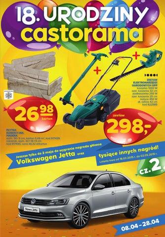 Castorama Gazetka Do 28042015 By Iulotkapl Issuu