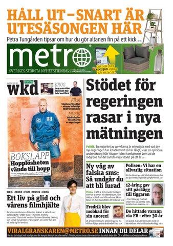 20150320 se stockholm by Metro Sweden - issuu 1038bbd5056f9