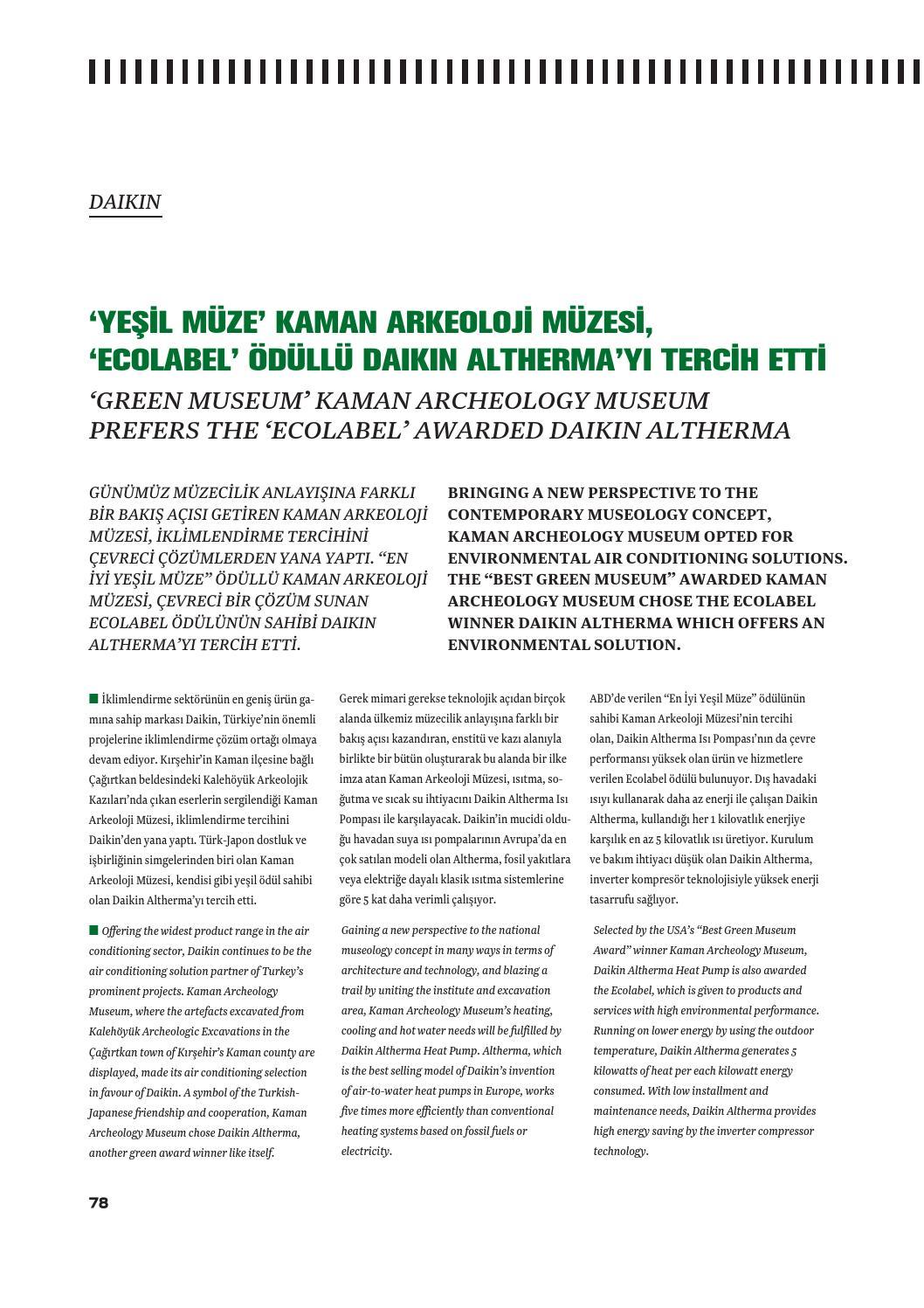 Santigrat Dergisi Sayı 28 by SANTİGRAT DAIKIN TÜRKİYE