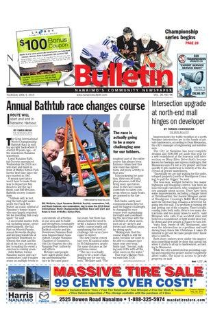 Bathmaster Nanaimo nanaimo news bulletin, april 16, 2015black press - issuu
