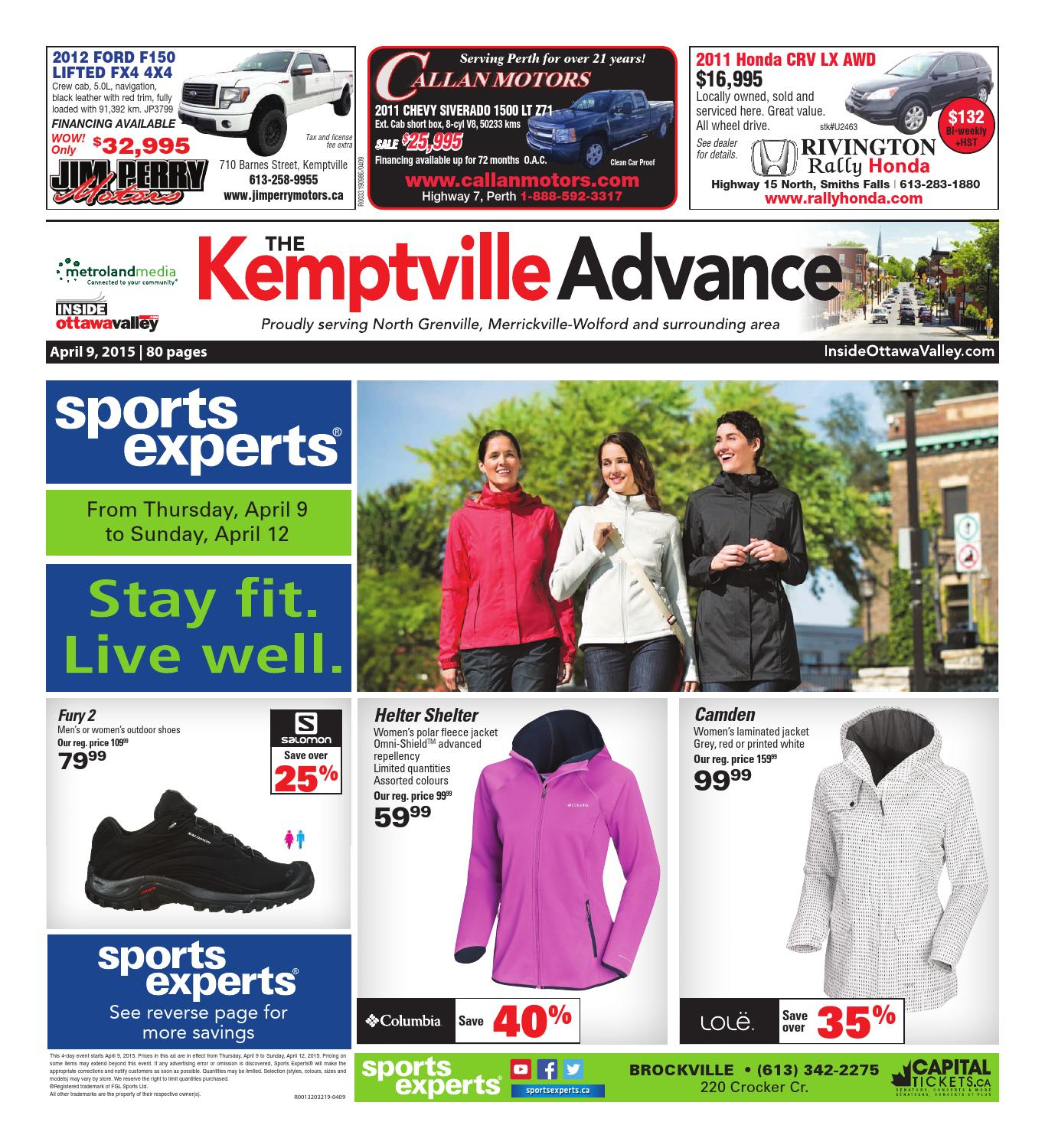 Kemptville by Metroland East Kemptville Advance issuu