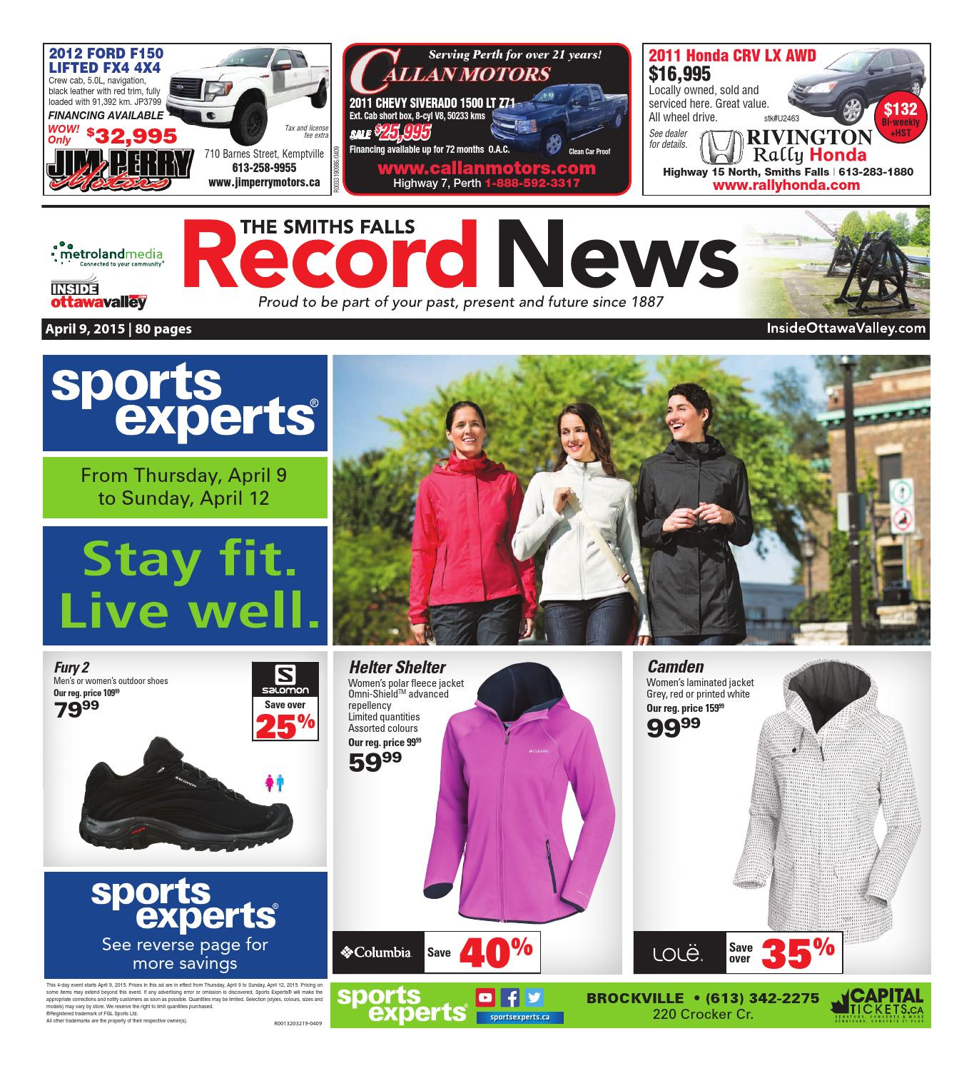 Smithsfalls by Metroland East Smiths Falls Record News issuu