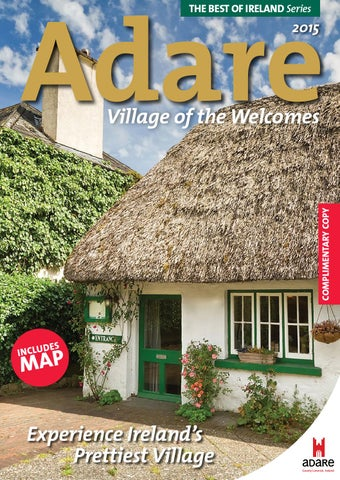 Adare Castle Ireland Map.Best Of Ireland Series Adare Guide 2015 By Southern Issuu