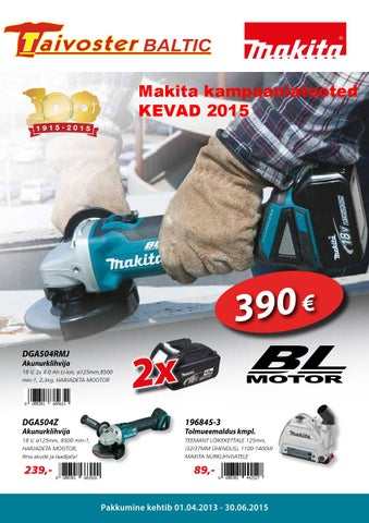 901dfa4a129 Makita kevad 2015 taivoster by Taivoster - issuu