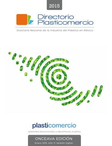 Directorio Plasticomercio 2015 by Plasticomercio - issuu 834ef3f1ce46