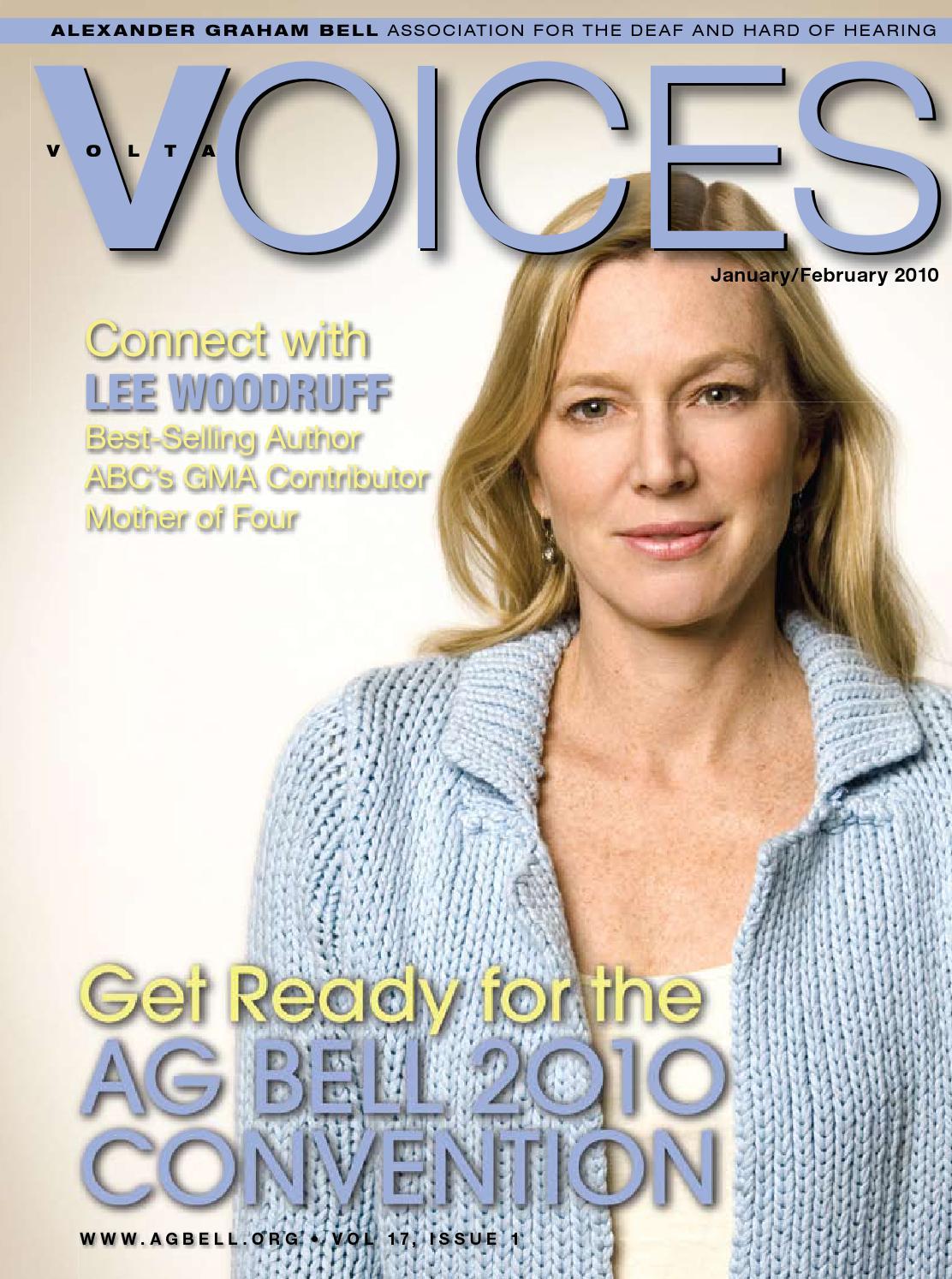 volta voices january february 2010 magazine by alexander graham
