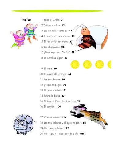 Libro de actividades español primer grado 1993 by Paco El