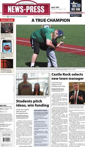 Douglas county news press 0409 by colorado community media issuu page 1 sciox Choice Image