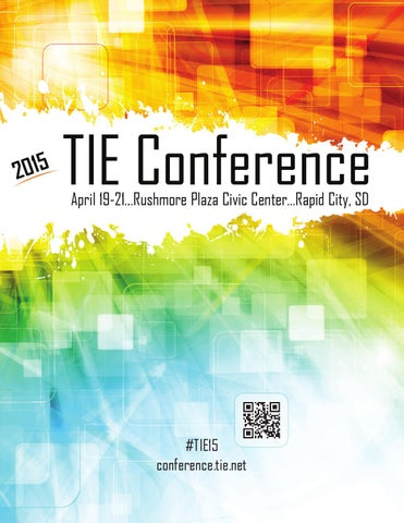 Tie conference 2015 by tie issuu page 1 fandeluxe Image collections