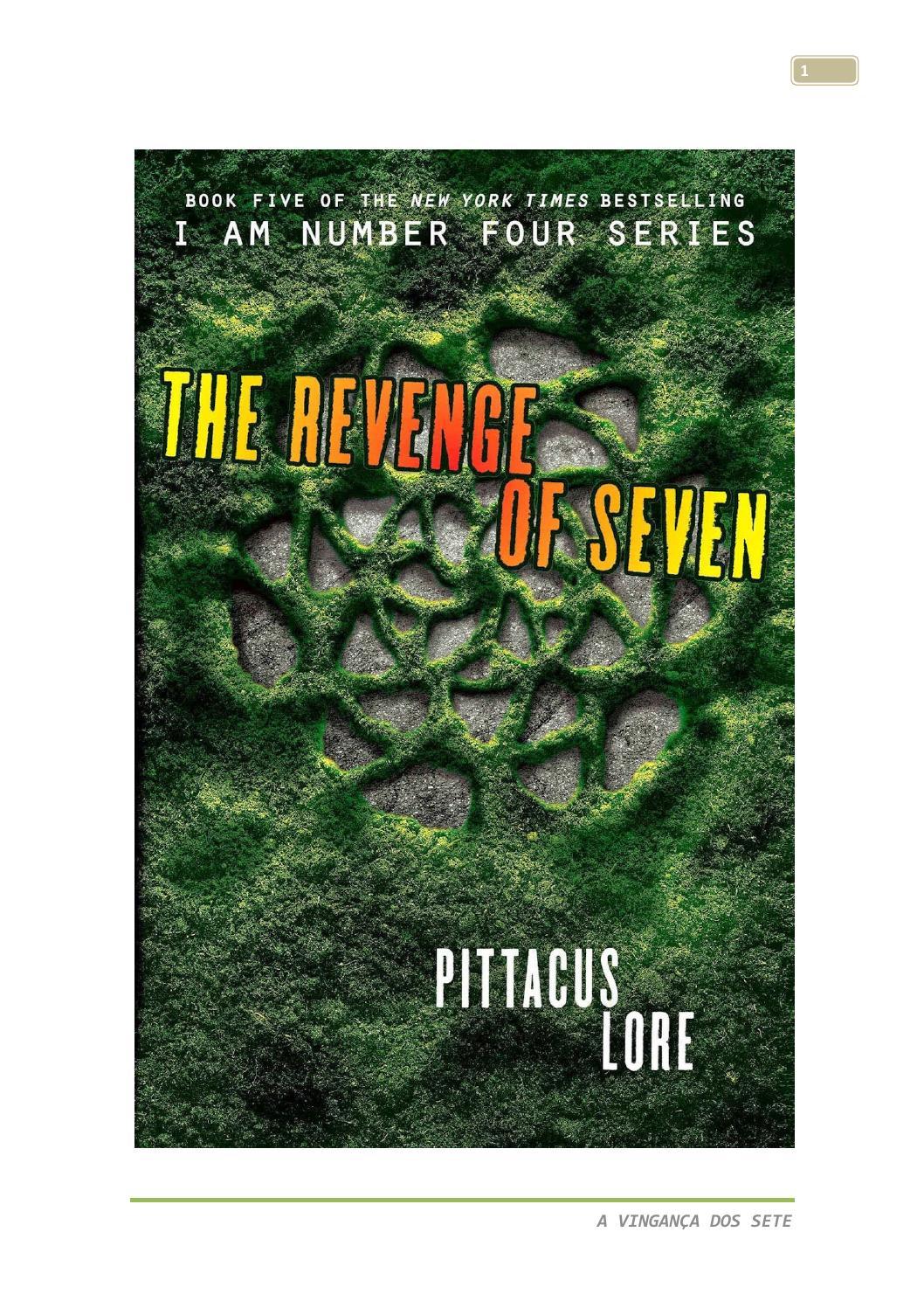 Os legados de lorien 05 a vingança dos sete pittacus lore