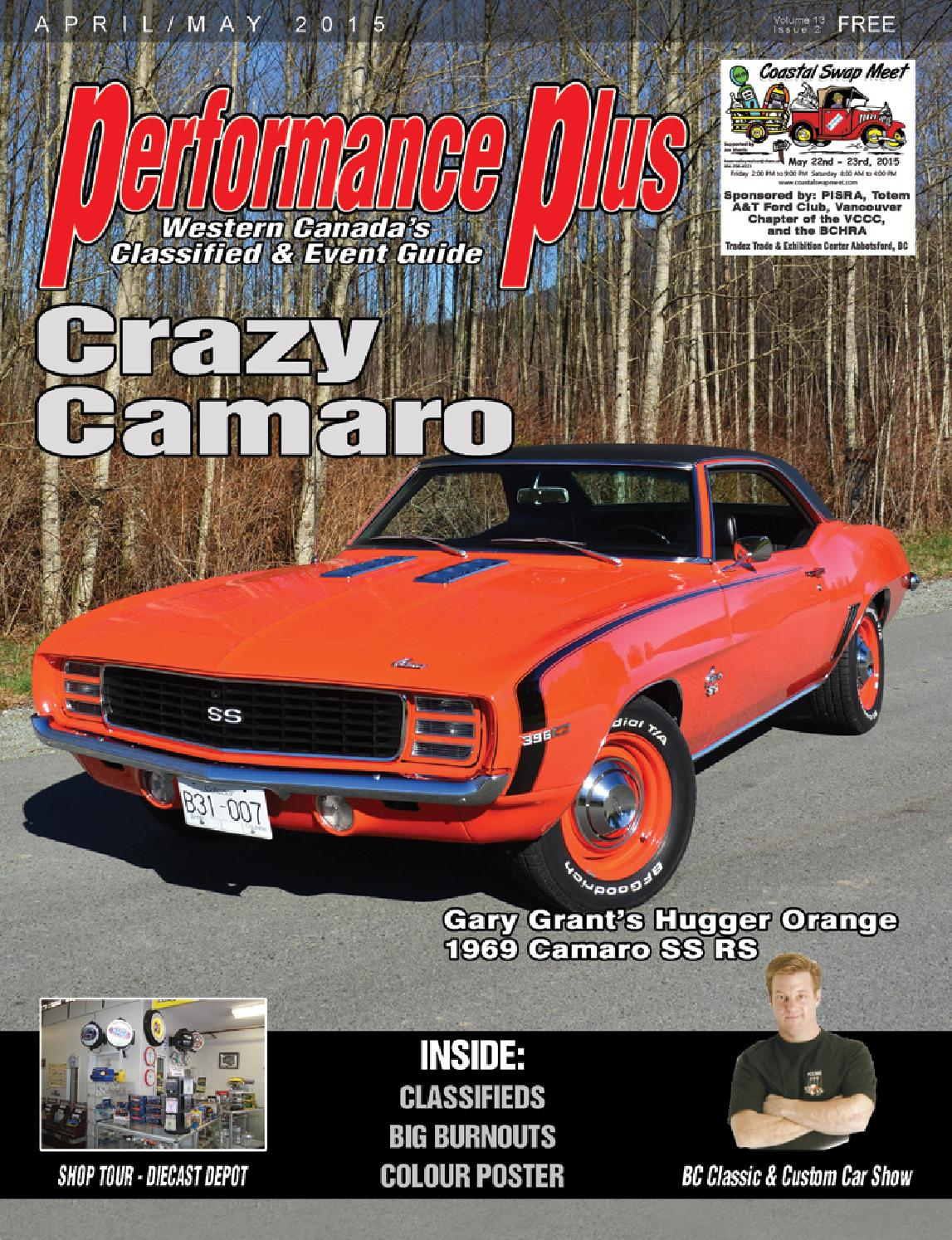 Perf Plus April May 2015 Issuu By Rpm Canada 92 Firebird Convertible Dash Wiring Harness Interior Tpi Trans Am Tail
