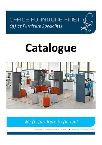 office furniture first catalogue by selena issuu. Black Bedroom Furniture Sets. Home Design Ideas