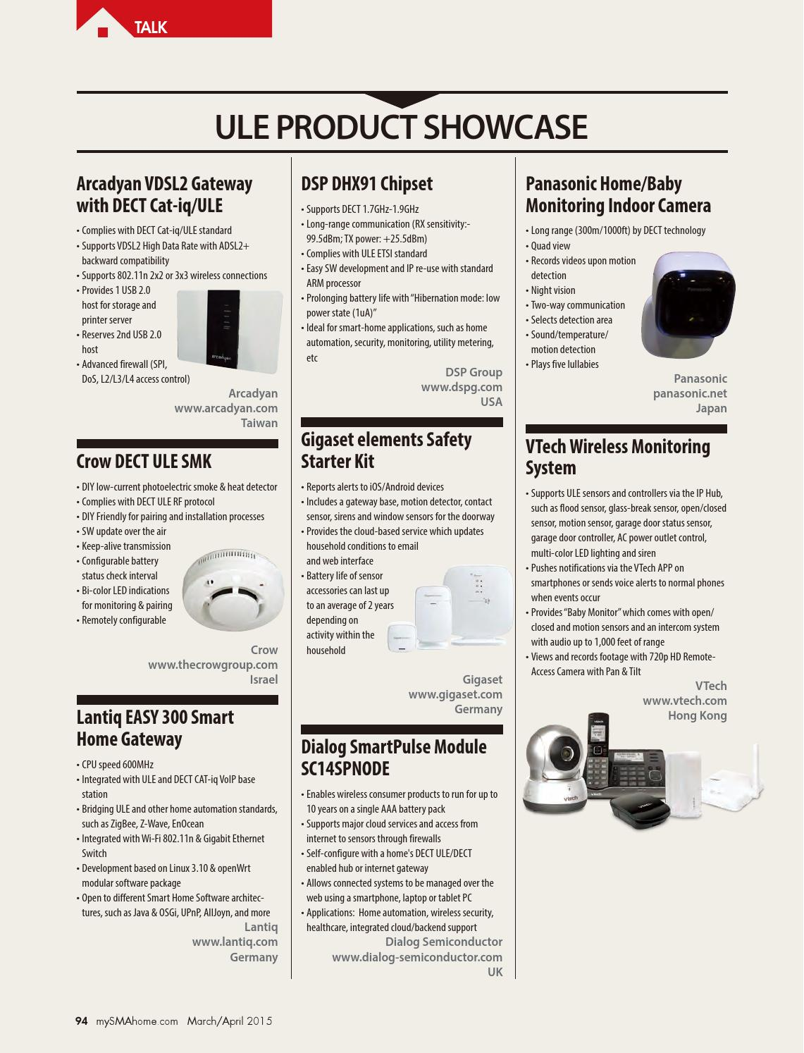 Smarthome mag march 07 by Messe Frankfurt New Era Business