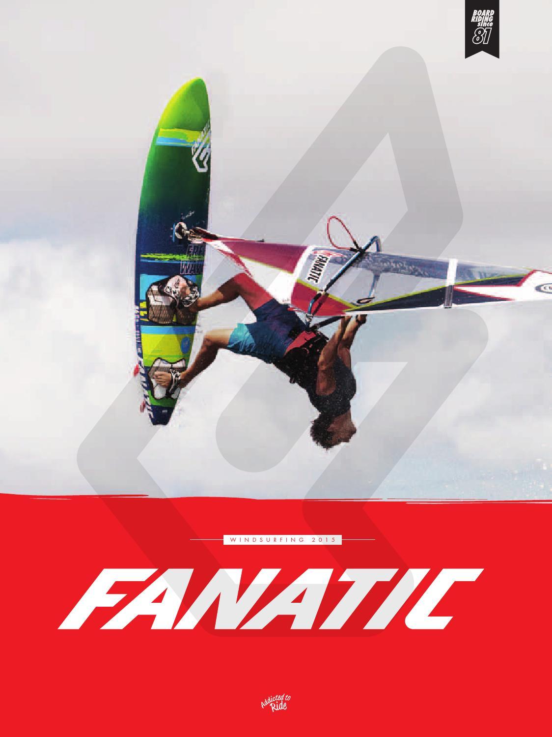 Fanatic Windsurfing 2015 Katalog By Pphu Fit Pawel Michalski Issuu