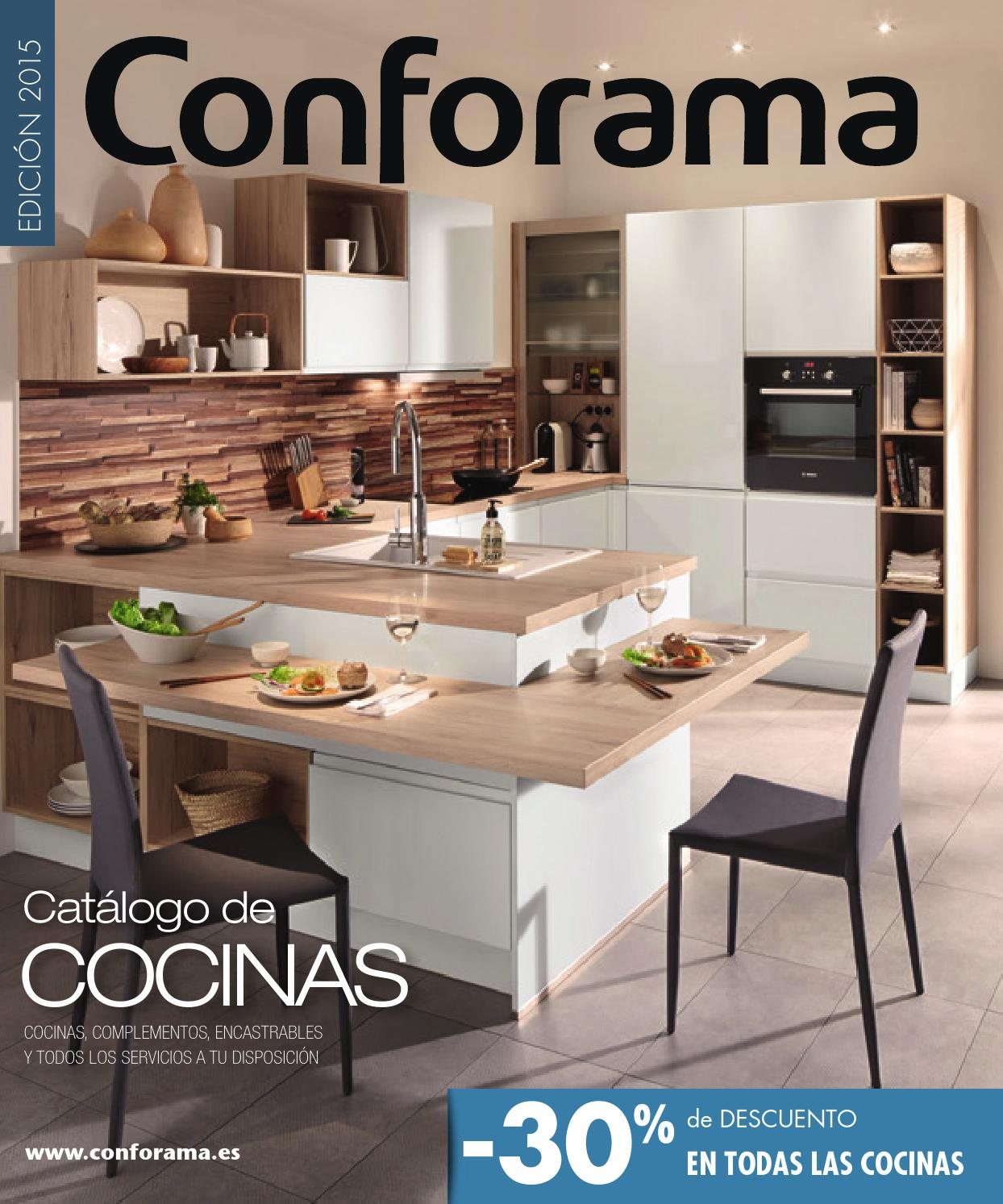 Catalogo anual by losdescuentos issuu for Planificador cocinas online