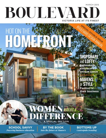 35fdc5ed52 Boulevard Magazine - March 2015 Issue by Boulevard Magazine - issuu