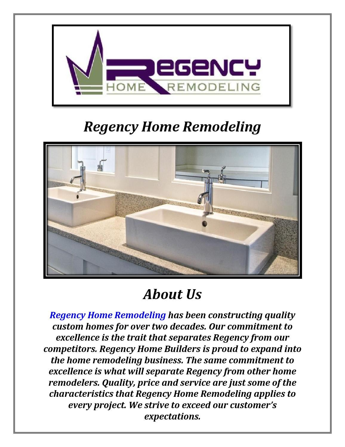Regency home remodeling bathroom renovations arlington heights il by regency home remodeling for Bathroom remodeling arlington heights il