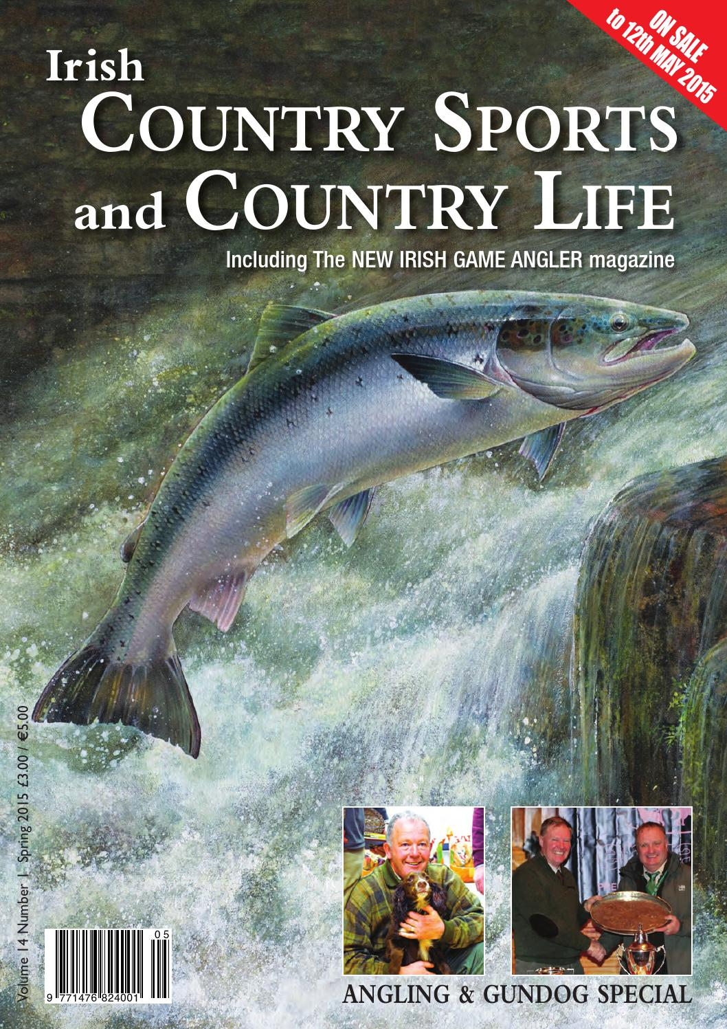 b60825fab43 Irish Country Sports and Country Life Spring 2015 by Bluegator ...