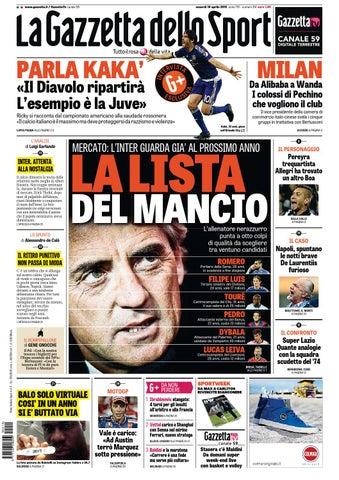 La Gazzetta dello Sport (04-10-2015) by Nguyen Duc Thinh - issuu 73d94b49d3da