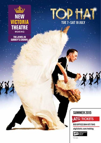 New Victoria Theatre Summer 2015 by ATG Tickets - issuu