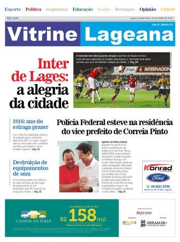 Jornal Vitrine Lageana by Jornal Vitrine Lageana - issuu f4d5bd8aa2101