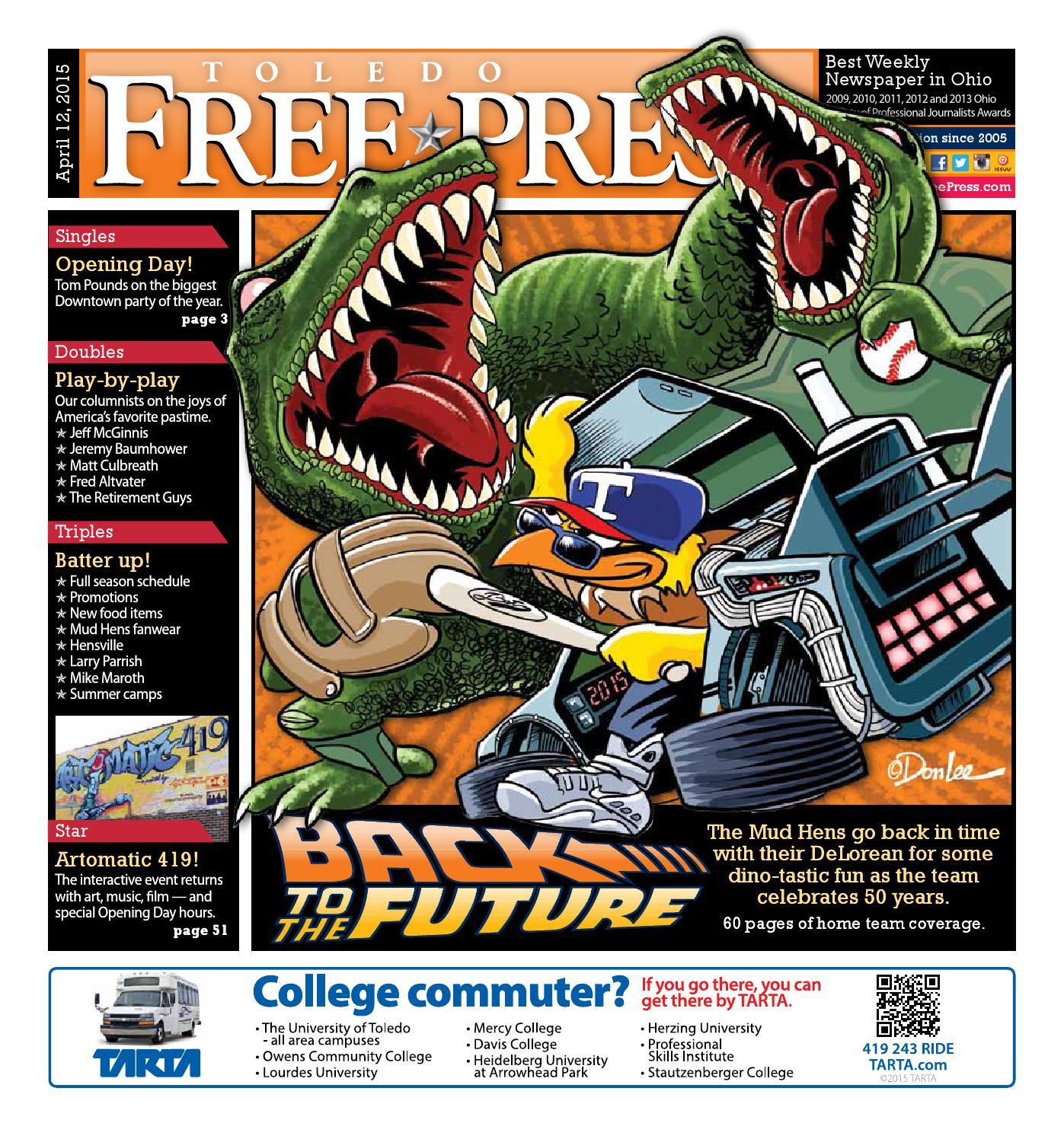 d8ee1f2a0 Toledo Free Press – Apr. 12, 2015 by Toledo Free Press - issuu