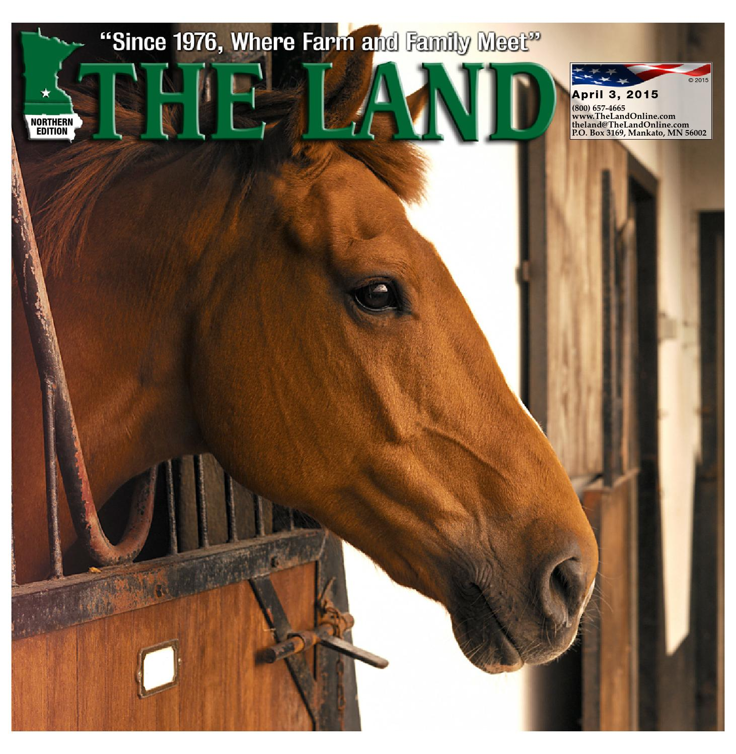 The Land April 3 2015 Northern Edition By Issuu Ox 7000 Cutlery Set With Hanger