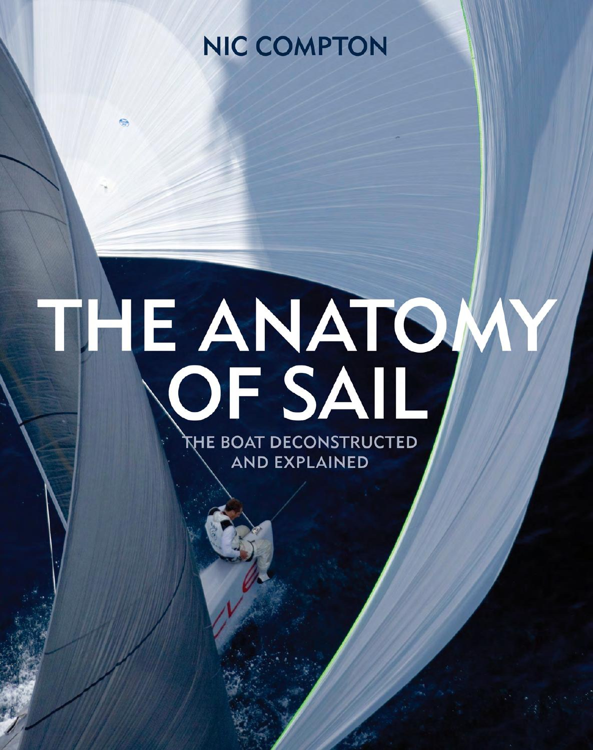 The Anatomy of Sail by Bloomsbury Publishing - issuu