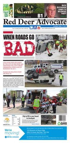 3fd64c54e8f Red Deer Advocate, April 11, 2015 by Black Press Media Group - issuu