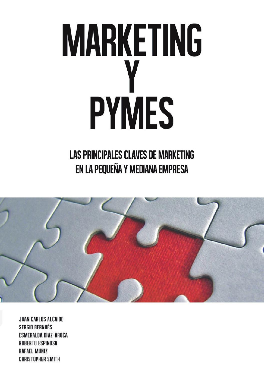 Marketing para pymes by Félix2401 - issuu