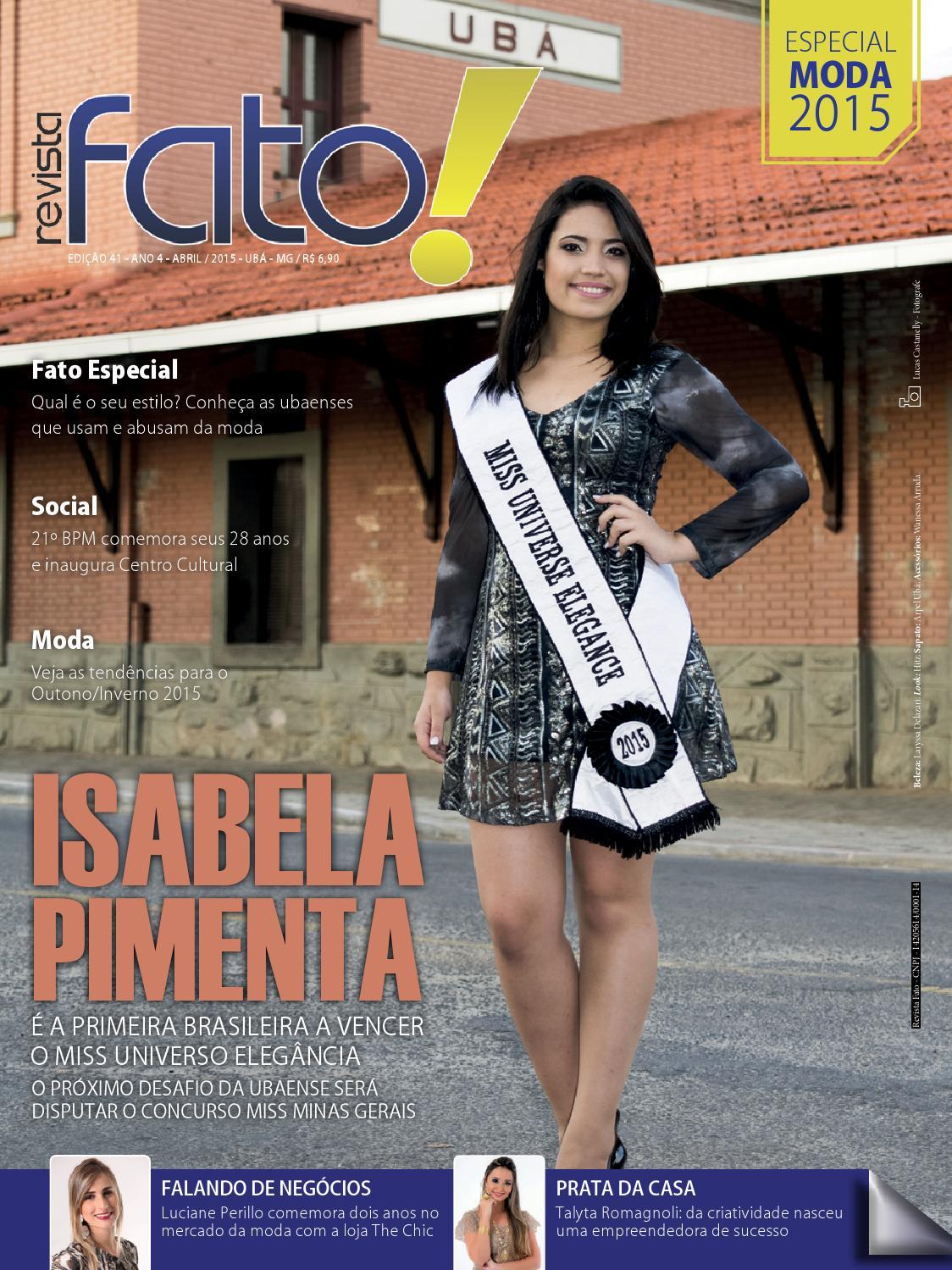 b3a8f8519 Revista Fato! by Revista Fato! - issuu