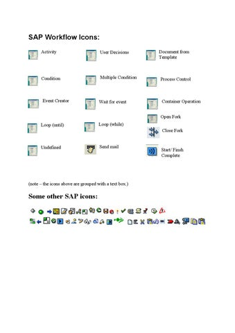 SAP Icons for workflow by zaylatt - issuu