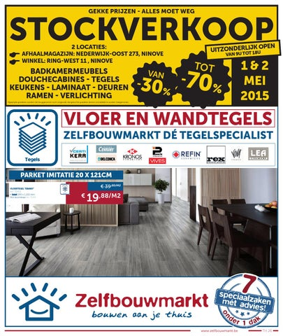 Th 26 lr by zelfbouwmarkt issuu for Stockverkoop keukens
