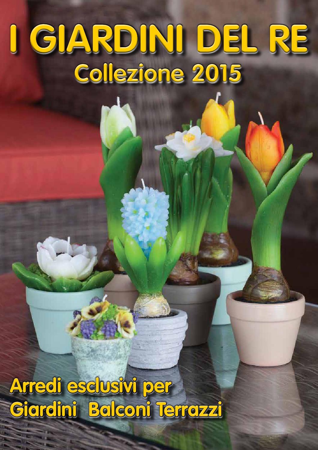 I giardini del re 2015 by brico risparmio by generale issuu - Giardini del re ...