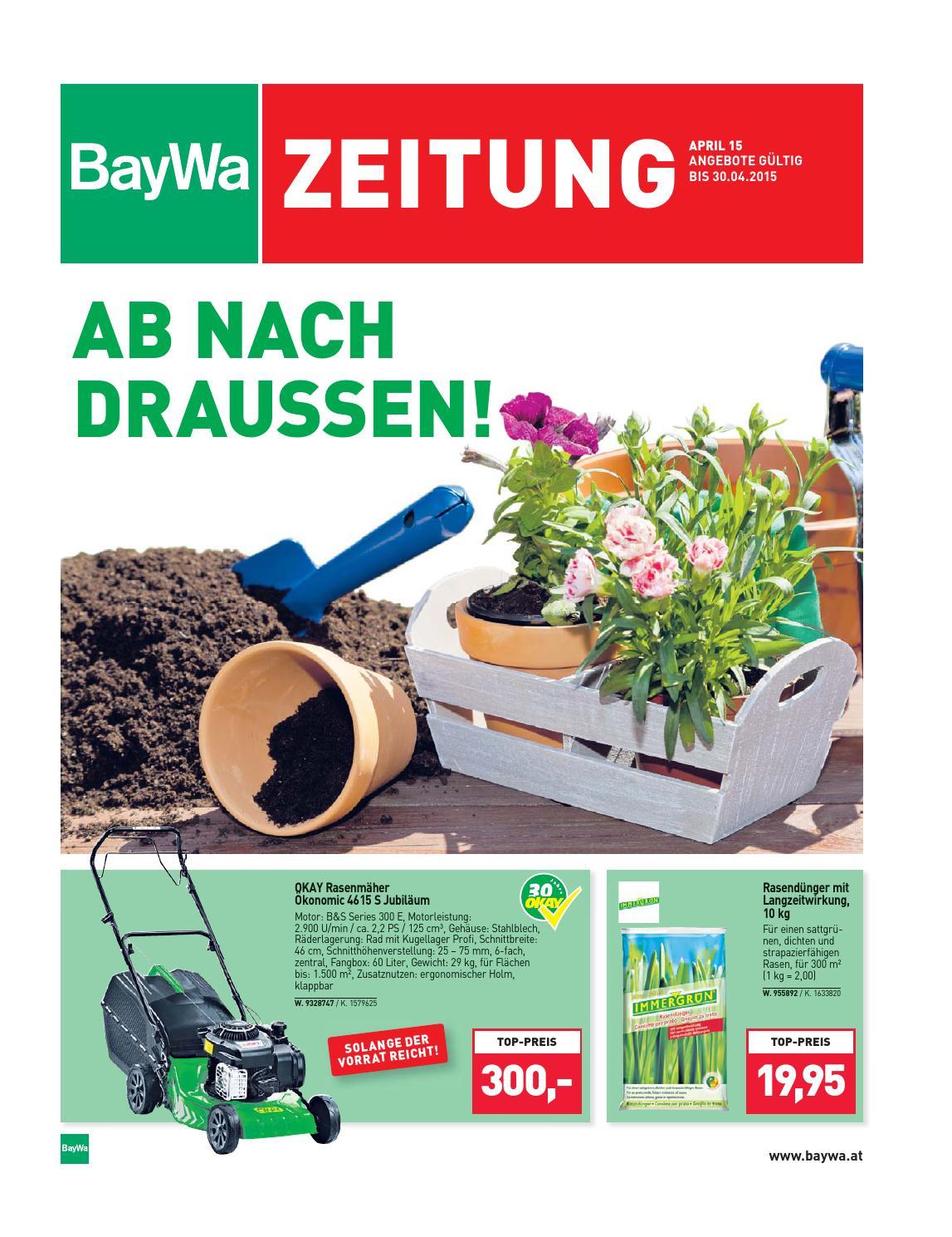 Baywa kw16 by Russmedia Digital GmbH - issuu